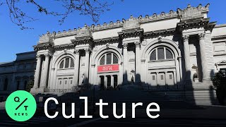 The Metropolitan Museum Of Art In New York Reopens To The General Public