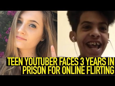Teen YouTuber Faces 3 YEARS in PRISON in Saudi Arabia for Online Flirting