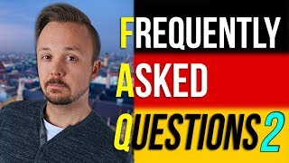 Germany FAQ: Frequently Asked Questions About Germany And Germans | Get Germanized | Episode 02