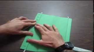 How I make subdividers for a filing cabinet | Organizing