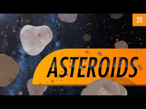 Asteroids: Crash Course Astronomy #20