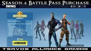 FORTNITE: Saison 4 Battle Pass Achat - Codes de pass de bataille gratuit