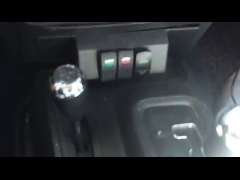 How to put your Jeep Wrangler in 4 Wheel drive JK(2007-2016)