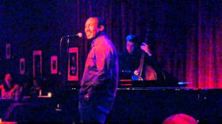 Quentin Earl Darrington sings I Have a Lion at BIRDLAND