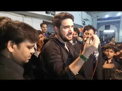 Farhan Ali Waris New Nohay 2018 Live In Multan 1440h