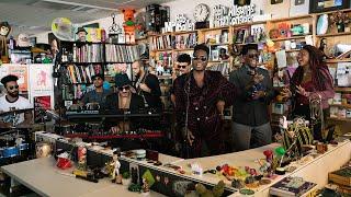 Cimafunk: NPR Music Tiny Desk Concert