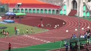 104全大運田徑一般男子組800公尺決賽 台灣大學陳宣任 楊閔超