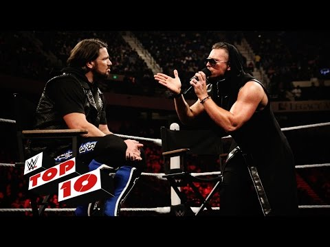 Top 10 Raw moments: WWE Top 10, February 1, 2016