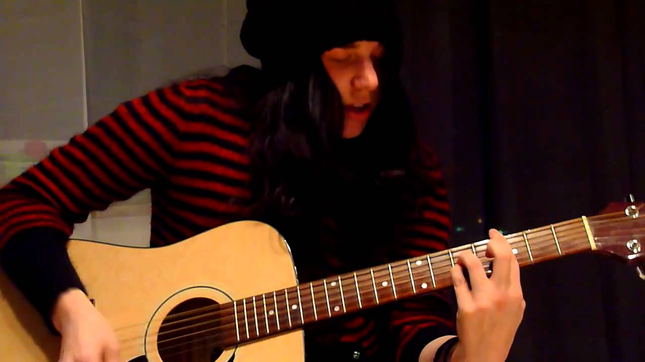 Deftones Knife Party Acoustic Cover - YouTube