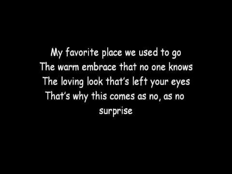 Daughtry - No Surprise (Lyric)