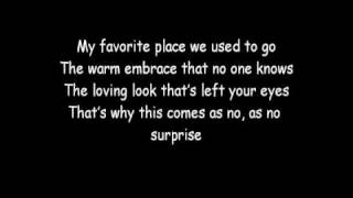 Daughtry - No Surprise (Lyric)