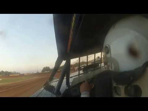 Hunter White Limited Sportsman Hot Laps 9-14-13 Albany Motor Speedway