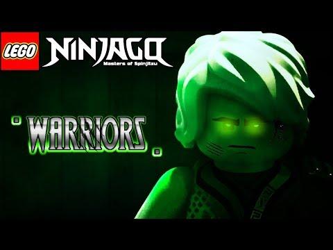 Warriors - Ninjago Tribute (Imagine Dragons)