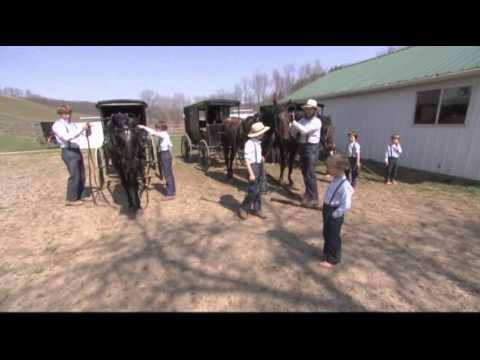 Amish Gather for Last Time Before Prison