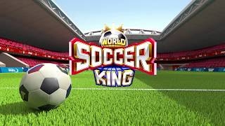 World Soccer King Gameplay Trailer ANDROID GAMES on GplayG