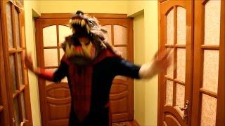 Человек паук оборотень против Джокера Эльзы Холодное Сердце Доктор Спасение Вакцина.