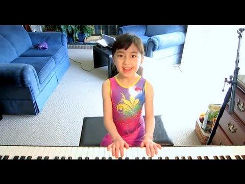 You Zi Yin 游子吟 On Piano