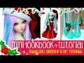 Xmas Doll Lookbook + Tutorial