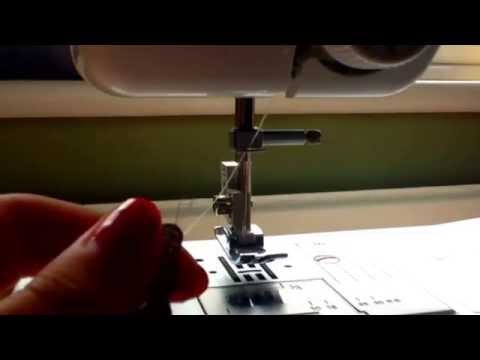 How To Thread An Ls14 Brother Sewing Machine