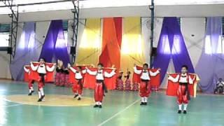 kahlil doin the spanish dance