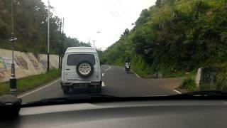 Mobil VLog, (No Edit) jalan mulus dari purbalingga arah pemalang via bobotsari