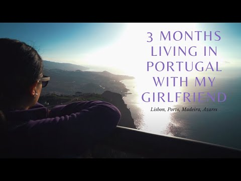 3 months in Portugal: Long Term Travel experiment