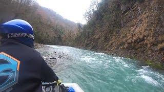 Заброска в верховья реки Сочи