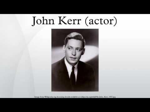 John Kerr (actor)
