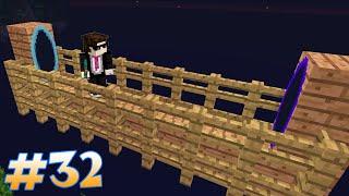 Тюрьма-Ловушка с Порталами! Начало Строительства - Portal #31