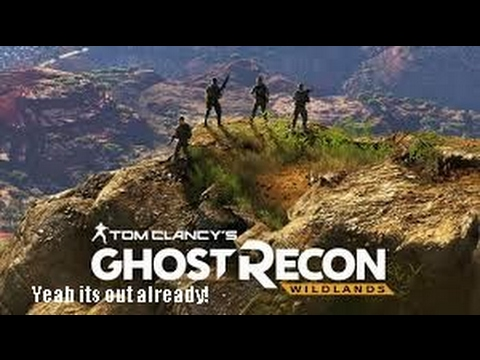 The Intro And Character Customization For Tom Clancy's Ghost Recon WIldlands