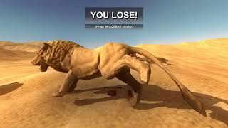 Безумная война Против африканских животных Beast Battle Simulator