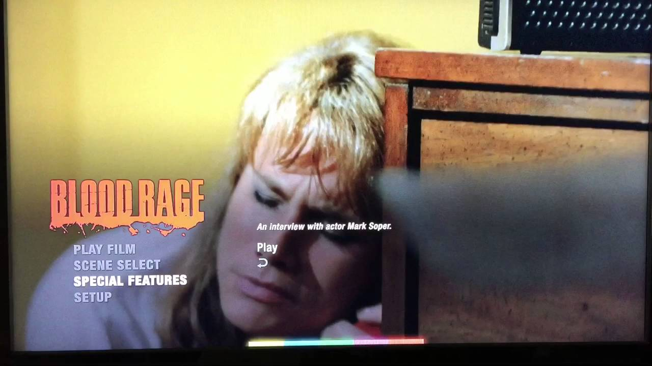 Download Blu-Ray Spotlight: Arrow Video's BLOOD RAGE (1987)