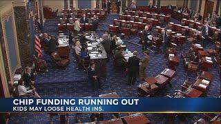 States running out of money for Children's Health Insurance Program