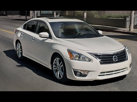 Rick Hill Nissan >> The All New 2015 Nissan Altima Interior And Exterior ...