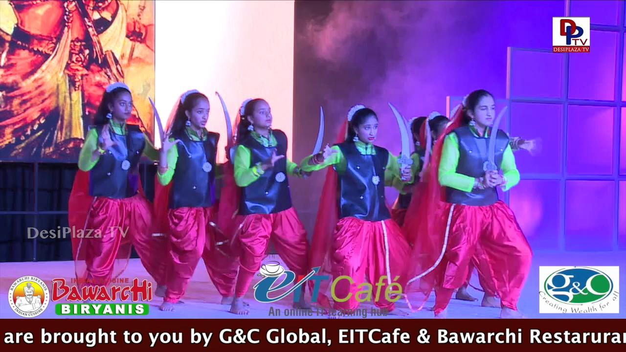 Amazing  Dance Peormance On The legendary Telugu Emperor Gautamiputra Satakarni