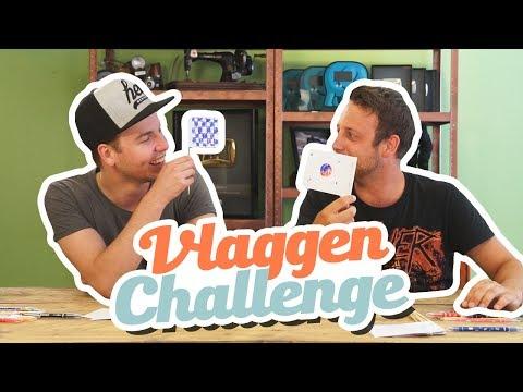 VLAGGEN CHALLENGE!