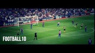 Arsenal FC - Top 10 Goals 2015/16