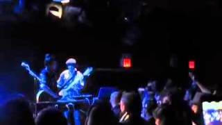 Hiatus Kaiyote   Live at Le Poisson Rouge on March 22, 2013nycity rainbow rhodes