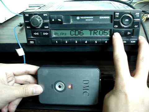 car digital music changer