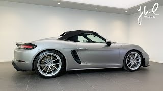 Porsche prioritize journalists instead of customers. My 718 Spyder ready for the showroom | EP102