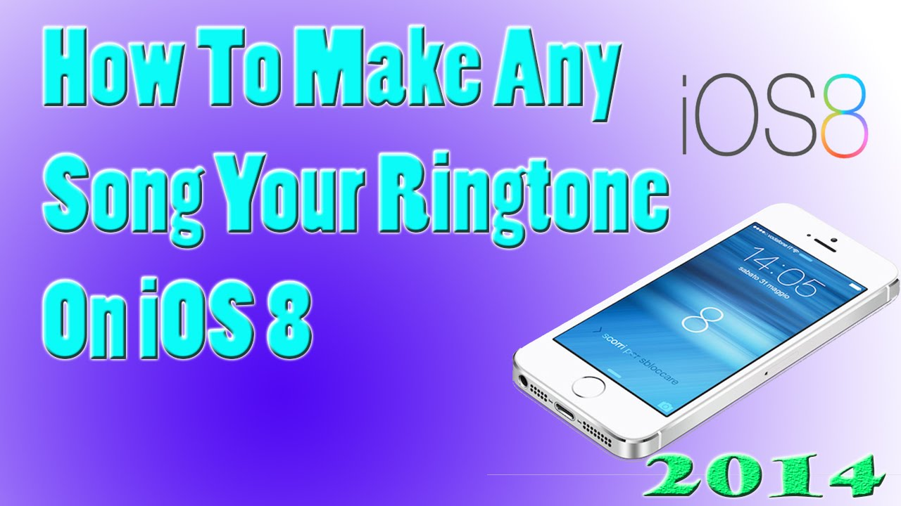 Iphone assign ringtone