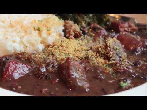 Brazilian Feijoada - Black Bean & Pork Stew Recipe