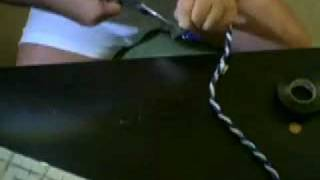 Making A MLB  Phiten Tornado Necklace