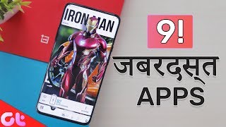 9 FREE NEW Android Apps of the Month - JUNE 2019 | GT Hindi