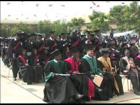 Halhale College of Business graduates 425 Students | ERiTV