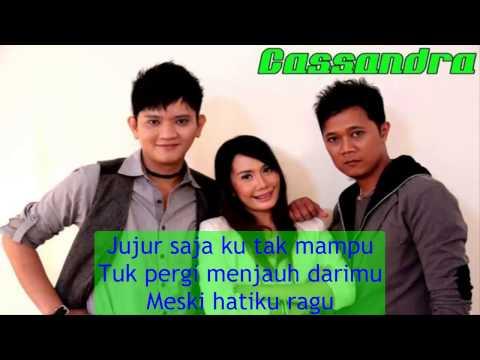 Cassandra    Cinta Terbaik (Lyrics Version)   lagu terbaik  lagu terbaru