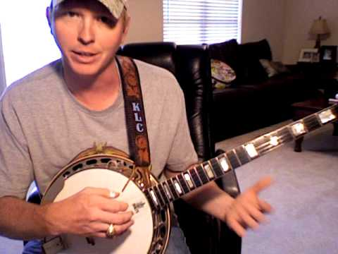 "Are You Washed In The Blood"" Free Bluegrass Gospel Banjo Lesson ..."