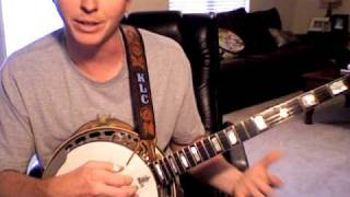 """Are You Washed In The Blood"" Free Bluegrass Gospel Banjo Lesson"
