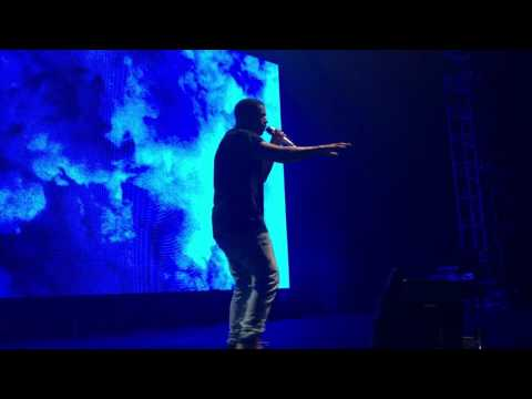 DRAKE // BEST I EVER HAD LIVE in Auckland, New Zealand 2015
