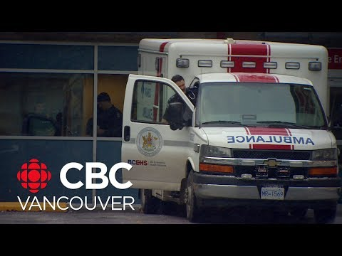 Why This Paramedic Drives Up To 6 Hours To Work In Vancouver